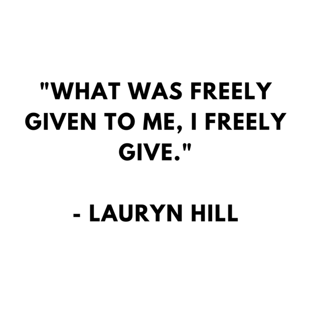 Freedom-Friday-Lauryn-Hill-Give